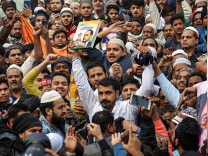 वर्ल्ड मीडिया में लगातार पांचवें दिन विरोध प्रदर्शन का कवरेज, मोदी सरकार पर हिंदू राष्ट्र का एजेंडा लागू करने का आरोप|विदेश,International - Dainik Bhaskar