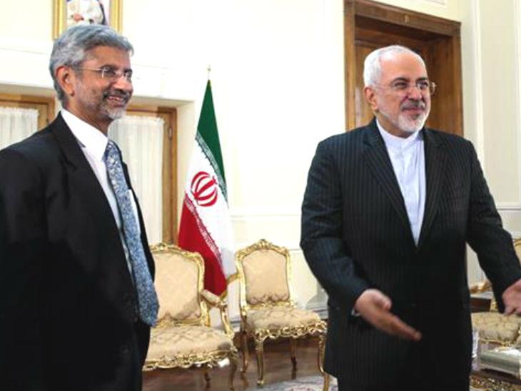 विदेश मंत्री जयशंकर आज 2 दिन के दौरे पर ईरान जाएंगे, तेल-चाबहार पोर्ट के मुद्दे पर चर्चा संभव|देश,National - Dainik Bhaskar
