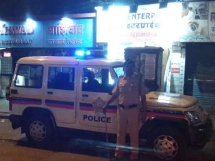 शिकायत से नाराज प्रधानाचार्य ने छात्रा पर तेजाब फेंका, चार लोगों पर केस दर्ज|मुंबई,Mumbai - Dainik Bhaskar