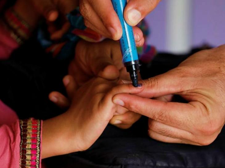 पाकिस्तान में इस साल सिर्फ जून तक पोलियो के 41 नए मामले सामने आए। -फाइल - Dainik Bhaskar