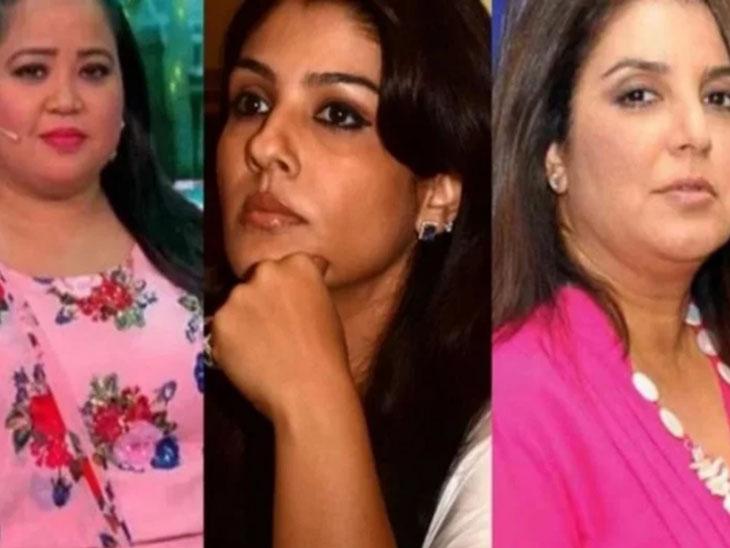 भारती सिंह, रवीना टंडन और फराह खान के खिलाफ एक और एफआइआर; ईसाई शब्द का मजाक उड़ाया था|बठिंडा,Bathinda - Dainik Bhaskar