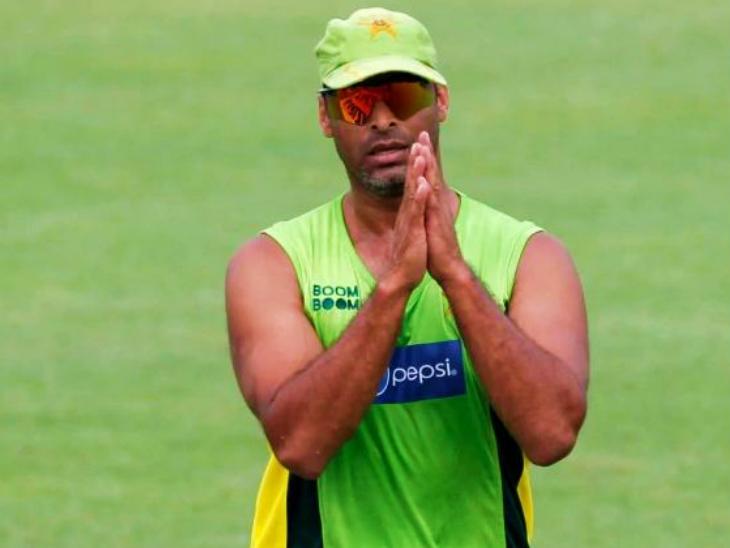 शोएब अख्तर बोले- दानिश कनेरिया पर जो कहा सच कहा, मैं पीछे हटने वालों में नहीं हूं|क्रिकेट,Cricket - Dainik Bhaskar