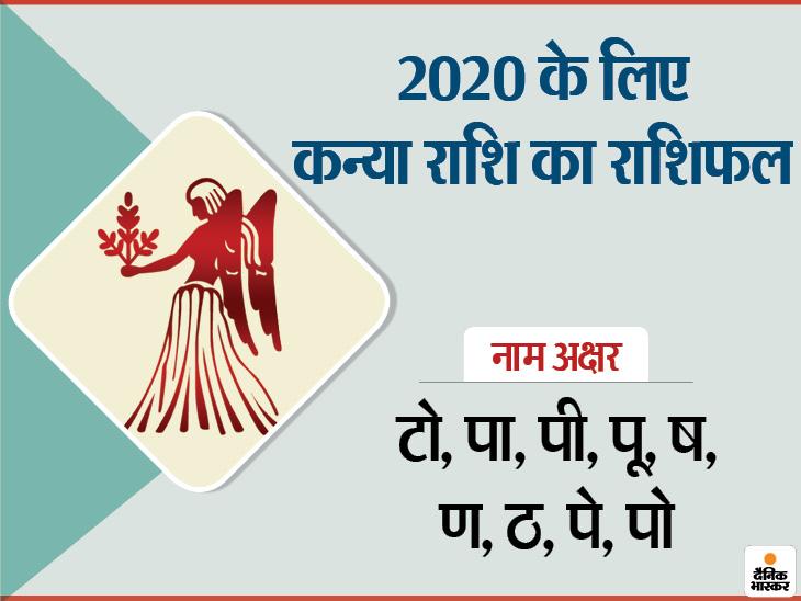 कन्या राशि के लोगों को 2020 में मिलेंगे मिले-जुले परिणाम, कुछ कामों में असफलता भी मिलेगी|जीवन मंत्र,Jeevan Mantra - Dainik Bhaskar