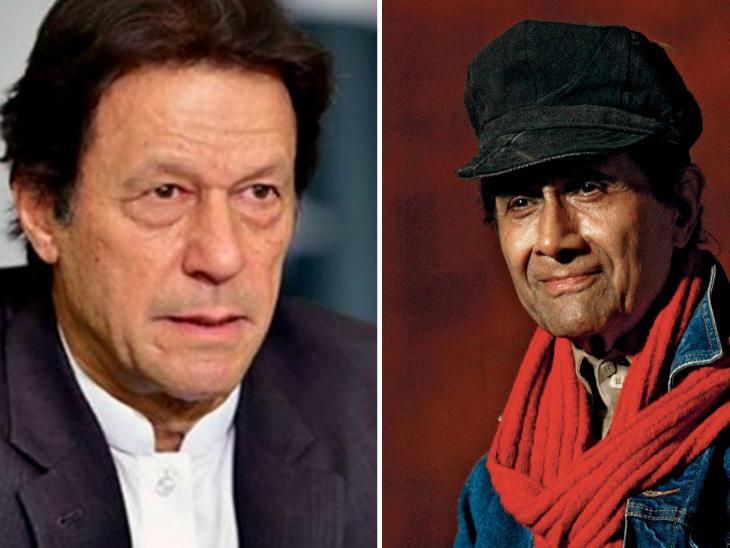 देव आनंद ने इमरान खान को ऑफर की थी फिल्म, पाकिस्तान के पीएम का 13 साल पुराना इंटरव्यू वायरल|बॉलीवुड,Bollywood - Dainik Bhaskar