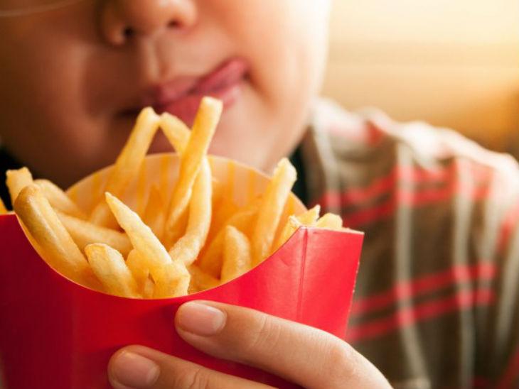 बच्चाें की याददाश्त कमजोर करता है मोटापा, सोचने और योजना बनाने में मुश्किलें आती हैं| - Dainik Bhaskar
