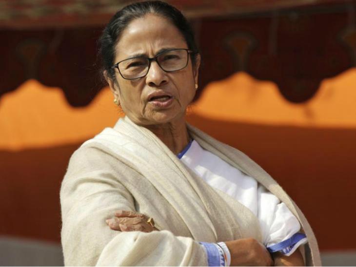 सोनिया गांधी की बैठक में नहीं जाएंगी ममता बनर्जी, कहा- हिंसा पर दोहरा मापदंड बर्दाश्त नहीं देश,National - Dainik Bhaskar