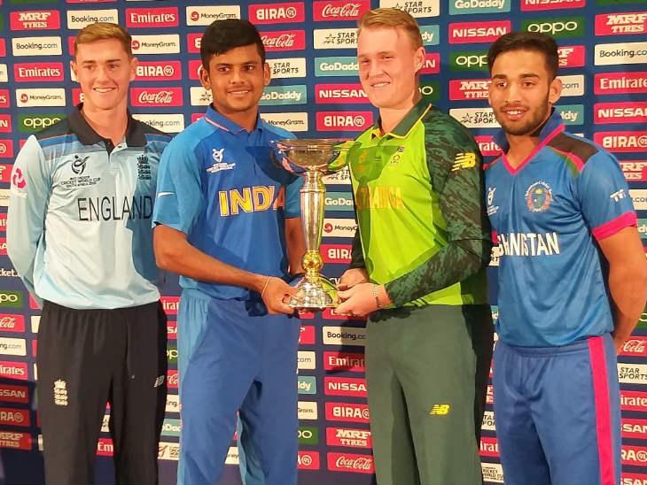 चोटिल दिव्यांश अंडर-19 वर्ल्ड कप से बाहर हुए, सिद्धेश को टीम में शामिल किया क्रिकेट,Cricket - Dainik Bhaskar