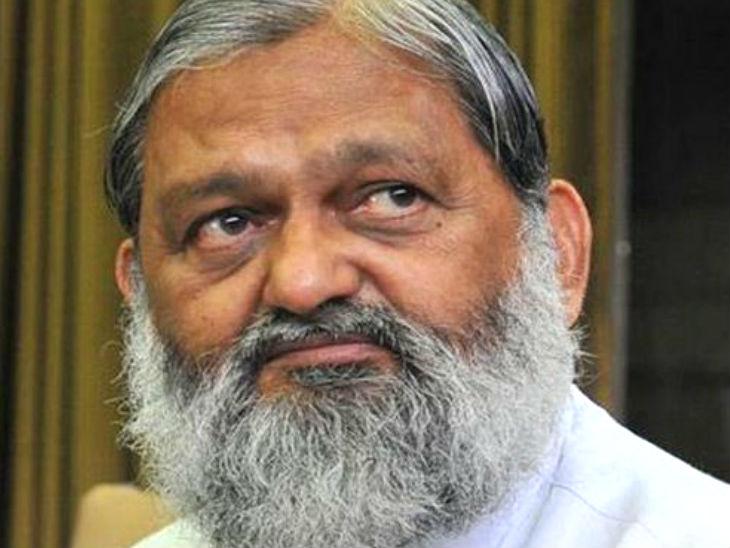 विज ने कहा- गृह विभाग से अलग करने पर सीआईडी बिना कान, आंख, नाक वाले आदमी जैसा होगा; पार्टी हाईकमान तक पहुंचाया मामला|पानीपत,Panipat - Dainik Bhaskar