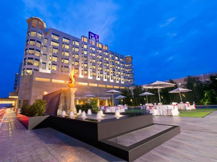 भारत होटल्स ग्रुप के 13 ठिकानों पर इनकम टैक्स का छापा, 1000 करोड़ की विदेशी संपत्ति और कालेधन का खुलासा|बिजनेस,Business - Dainik Bhaskar