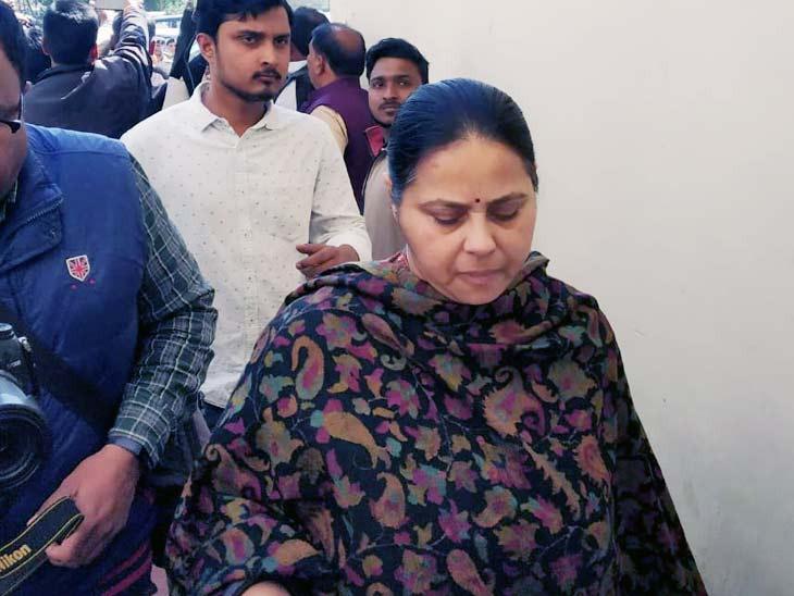 रिम्स में भर्ती लालू यादव से राबड़ी देवी और मीसा भारती ने की मुलाकात, मीडिया से नहीं की बातचीत|रांची,Ranchi - Dainik Bhaskar
