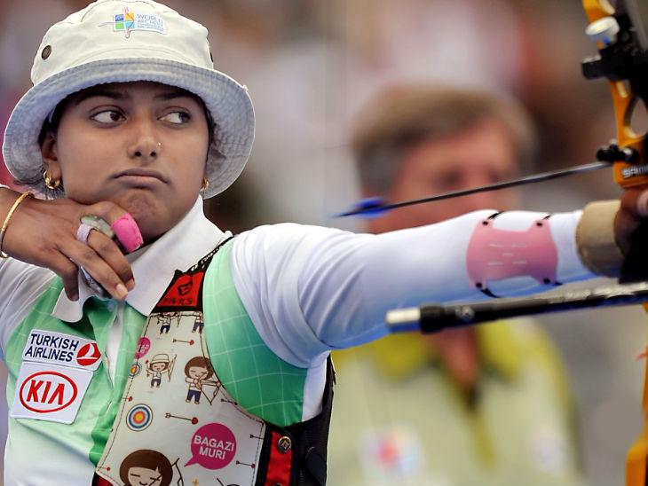 खेलो इंडिया के मेडलिस्टों को सम्मानित करेंगी दिग्गज तीरंदाज दीपिका कुमारी स्पोर्ट्स,Sports - Dainik Bhaskar