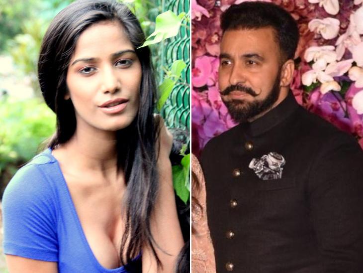 पुलिस ने नहीं लिखी एफआईआर तो शिल्पा शेट्टी के पति राज के खिलाफ हाईकोर्ट पहुंचीं पूनम पांडे|बॉलीवुड,Bollywood - Dainik Bhaskar