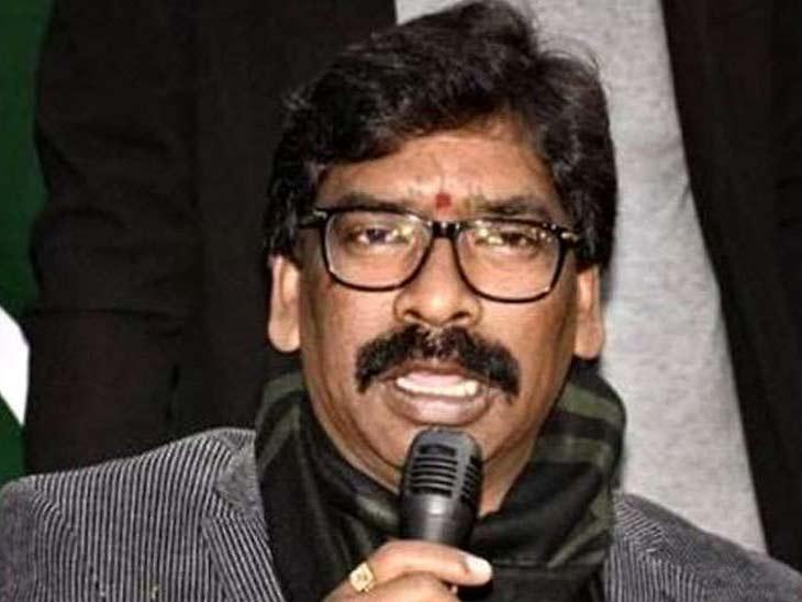 दिल्ली चुनाव परिणाम पर मुख्यमंत्री हेमंत सोरेन ने कहा- देश में सकारात्मकता की शुरुआत हो चुकी है|रांची,Ranchi - Dainik Bhaskar