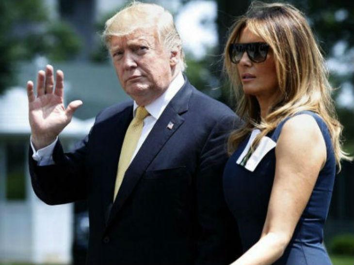 पत्नी मेलानिया संग ताज का दीदार करेंगे अमेरिकी राष्ट्रपति डोनाल्ड ट्रंप, 25 फरवरी को आ सकते हैं|आगरा,Agra - Dainik Bhaskar