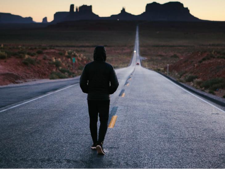 छह महीनों के दौरान 15 हजार कदम चलने वालों का वजन 4 किलोग्राम तक बढ़ा। - Dainik Bhaskar