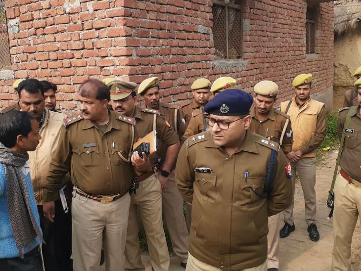 मैनपुरी में दंपती की धारदार हथियार से हत्या; 8 माह की बच्ची घायल मिली, वारदात के बाद से भाई फरार|आगरा,Agra - Dainik Bhaskar