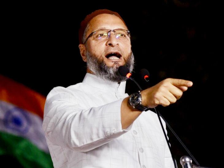 ओवैसी की पीएमओ से अपील- दिल्ली के हिंसा प्रभावित इलाकों में सेना की तैनाती हो, कहा- पुलिस हिंसा फैलाने वालों से मिली हुई|देश,National - Dainik Bhaskar