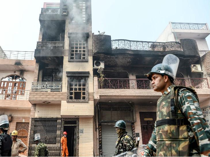 अब तक 34 की मौत, 106 लोग गिरफ्तार; मोदी ने 69 घंटे बाद लोगों से शांति बनाए रखने की अपील की देश,National - Dainik Bhaskar
