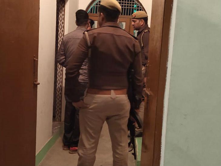 शादी समारोह में आई 3 साल की बच्ची से 3 युवकों ने किया दुष्कर्म; हालत बिगड़ने पर सैफई रेफर|कानपुर,Kanpur - Dainik Bhaskar