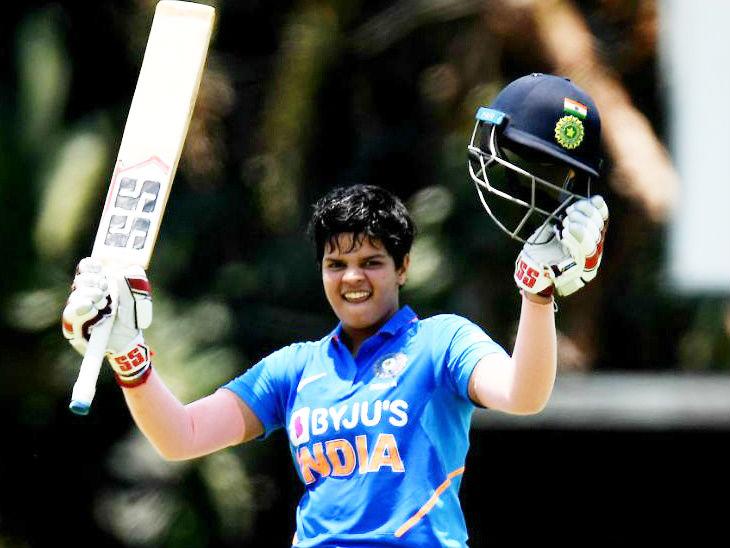 सहवाग ने शेफाली को रॉकस्टार बताया, डायना इडुल्जी बोलीं- उनकी बल्लेबाजी में वीरू की ही झलक| - Dainik Bhaskar