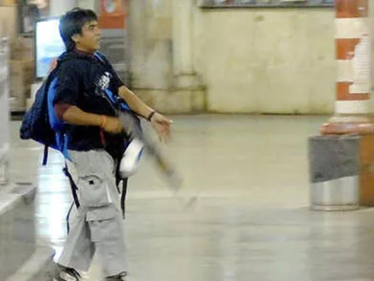 आतंकवादी कसाब को जिंदा पकड़ने वाले 14 पुलिसकर्मियों को 12 साल बाद तोहफा, सभी को एक रैंक का प्रमोशन मिलेगा|देश,National - Dainik Bhaskar