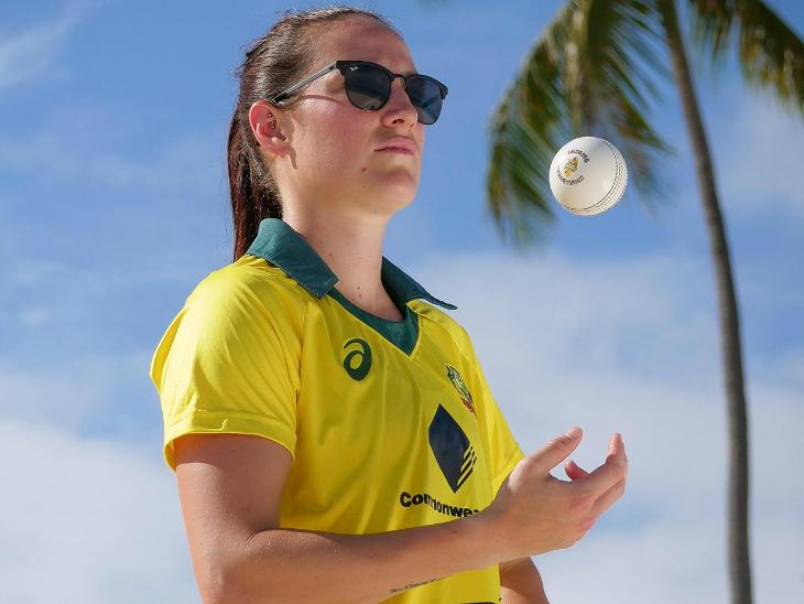 फाइनल से पहले ऑस्ट्रेलियाई गेंदबाज मेगन बोलीं- भारत के साथ खेलना पसंद नहीं, उनकी बल्लेबाजी भारी पड़ती है|क्रिकेट,Cricket - Dainik Bhaskar
