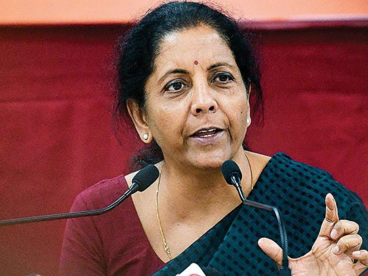 वित्त मंत्री ने कहा- हर खाताधारक का पैसा सुरक्षित, बैंक को बचाने के लिए सरकार और आरबीआई साथ काम कर रहे|बिजनेस,Business - Dainik Bhaskar