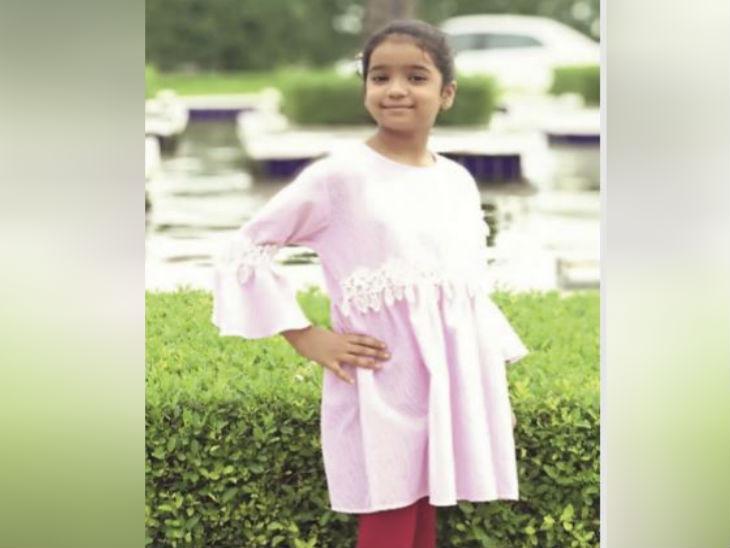 बच्चों की मोबाइल इस्तेमाल करने की लत को छुड़ाने के लिए 11 साल की बच्ची ने स्टार्टअप बनाया  - Dainik Bhaskar