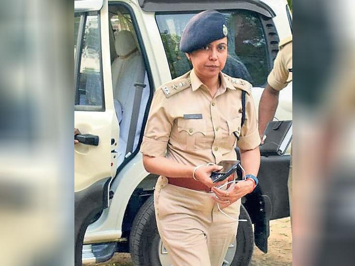 हरप्रीत कौर : शेल्टर होम कांड की जांच कर अपराधियों को सजा दिलाई। - Dainik Bhaskar