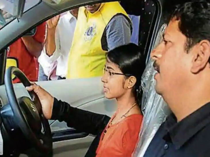 2018 में मैरियट ने अपने के लिए कार खरीदी। फाइल फोटो। - Dainik Bhaskar