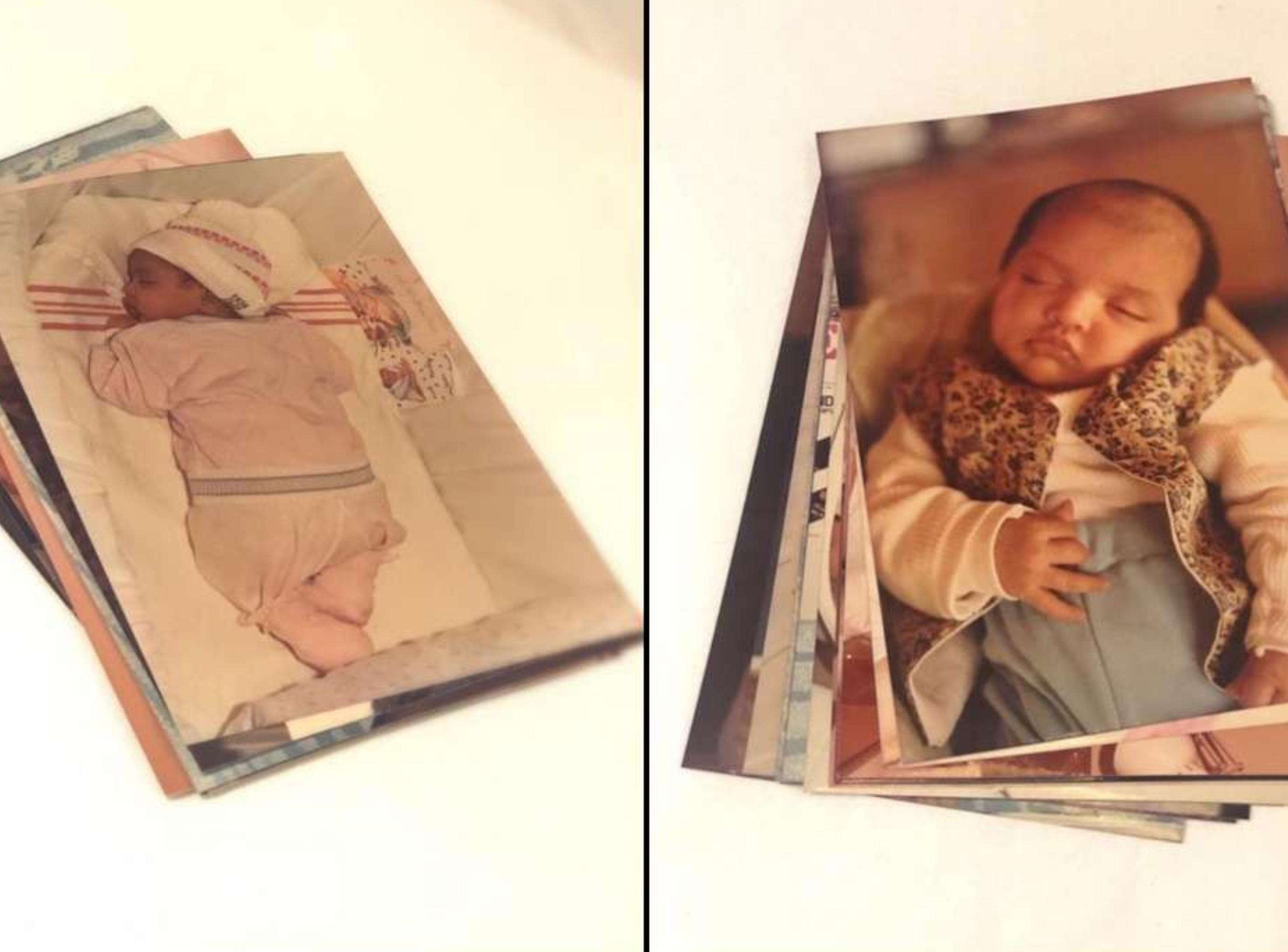 एक्ट्रेस दीपिका पादुकोण ने कुछ हफ्तों पहले अपने बचपन की कुछ तस्वीरें शेयर की थीं। इन तस्वीरों में नन्हीं सी दीपिका अपनी नींद लेते दिख रही हैं। उन्होंने एक साथ अपनी कई तस्वीरें इंस्टाग्राम अकाउंट से शेयर की थीं।