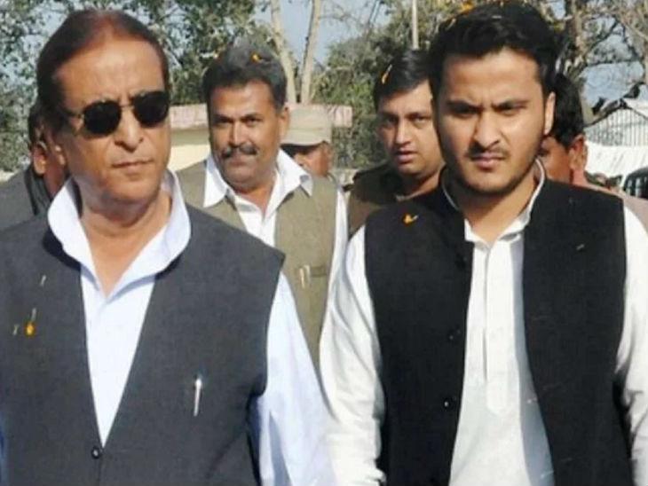 दो पासपोर्ट मामले में आजम खान व उनके बेटे की जमानत याचिका खारिज; 21 दिन से सीतापुर जेल में हैं दोनों नेता|लखनऊ,Lucknow - Dainik Bhaskar