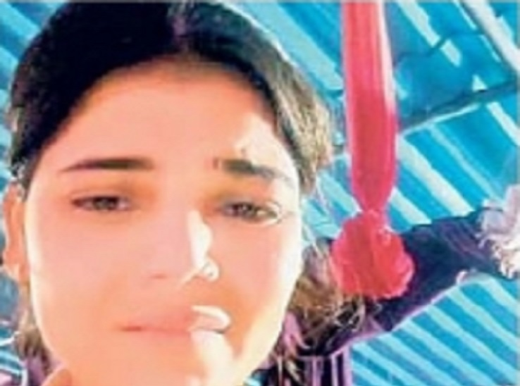 अंबिकापुर में आत्महत्या से पहले युवती ने रोते हुए सेल्फी ली। - Dainik Bhaskar