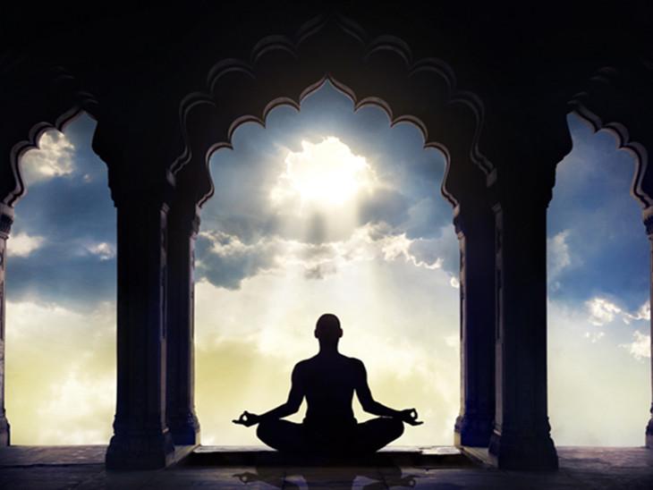 मेडिटेशन करना चाहते हैं तो क्रोध और लालच जैसी बुराइयों से बचना होगा, तभी मन शांत हो सकता है जीवन मंत्र,Jeevan Mantra - Dainik Bhaskar