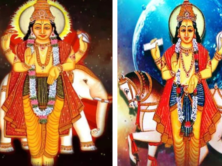 चैत्र नवरात्रि में गुरु और शुक्र का राशि परिवर्तन, राशि अनुसार क्या करें और क्या न करें|ज्योतिष,Jyotish - Dainik Bhaskar