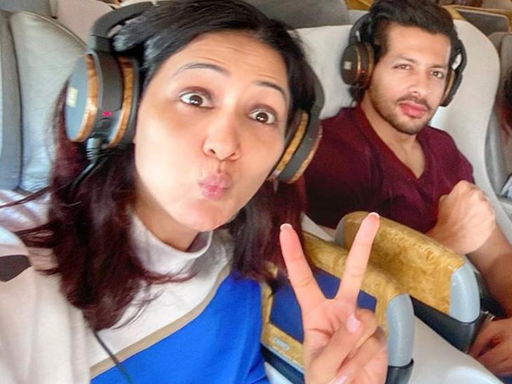ऑस्ट्रेलिया से लौटीं नीति मोहन 14 दिन क्वारैंटाइन में रहीं, अब शेयर किया ट्रिप का डरावना अनुभव|बॉलीवुड,Bollywood - Dainik Bhaskar