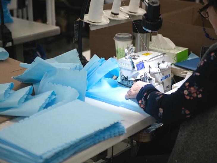 आईआईटी दिल्ली ने 99.99 प्रतिशत बैक्टीरिया मारने वाला कपड़ा बनाया, अब कोरोना की टेस्टिंग होगी|लाइफ & साइंस,Happy Life - Dainik Bhaskar