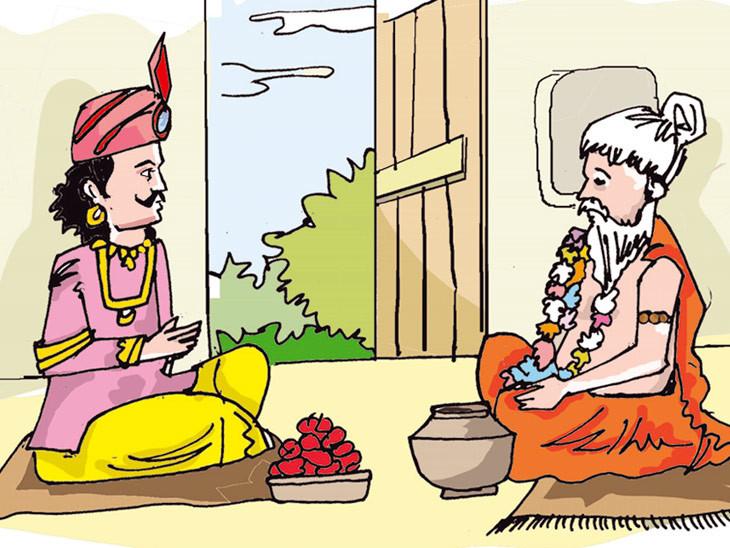 गुरु का हमेशा सम्मान करें, वरना प्राप्त ज्ञान से लाभ नहीं मिल पाता है|धर्म,Dharm - Dainik Bhaskar