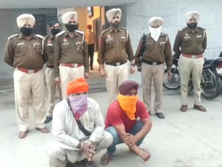 दो लोगों ने वीडियो वायरल कर कही कई दिन से भूखे होने की बात, पुलिस पहुंची तो खुली हकीकत; गिरफ्तार गुरदासपुर,Gurdaspur - Dainik Bhaskar