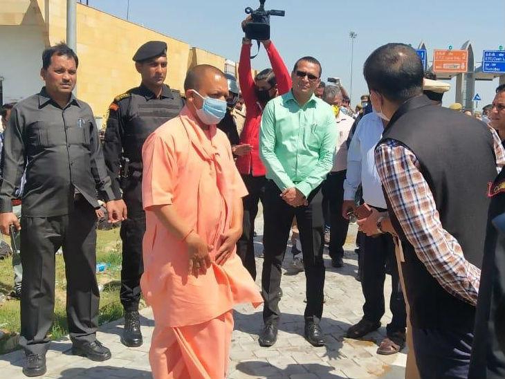 यूपी में कम्युनिटी स्प्रेड का कोई मामला नहीं; अब तक 14 मरीज इलाज के बाद ठीक हुए लखनऊ,Lucknow - Dainik Bhaskar