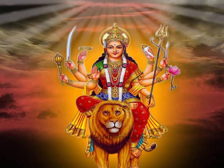 चैत्र नवरात्रि की अष्टमी और नवमी पर कन्या पूजन की परंपरा|धर्म,Dharm - Dainik Bhaskar