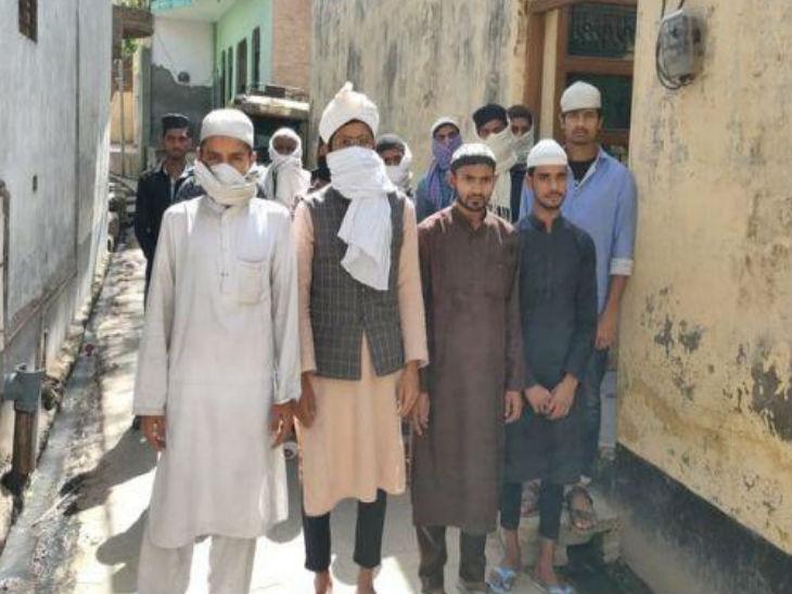 दूसरे राज्यों और विदेश से आए जमातियों पर पुलिस ने कसा शिकंजा; कई जगहों पर हुई छापेमारी, मेरठ में 14 जमाती मिले|मेरठ,Meerut - Dainik Bhaskar