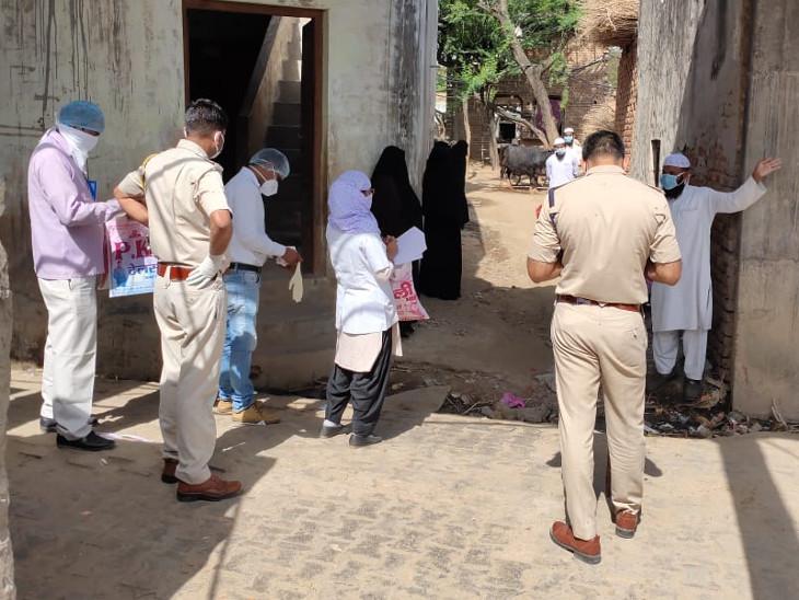 मरकज से आए सभी लोगों को किया गया आइसोलेट, हनुमानगढ़ में 34 लोग महाराष्ट्र और सीकर से भी पहुंचे|जयपुर,Jaipur - Dainik Bhaskar