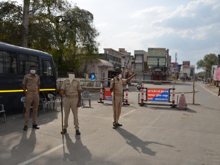 तीन दिन से एक भी पॉजिटिव केस नहीं आया, यहां 26 संक्रमितों में से अब 13 की रिपोर्ट निगेटिव  आई उदयपुर,Udaipur - Dainik Bhaskar