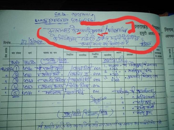 हरिद्वार में फंसे थे गुजरात के 1800 लोग, रूपाणी के कहने पर उन्हें लॉकडाउन के बीच बसों से घर पहुंचाया गया DB ओरिजिनल,DB Original - Dainik Bhaskar