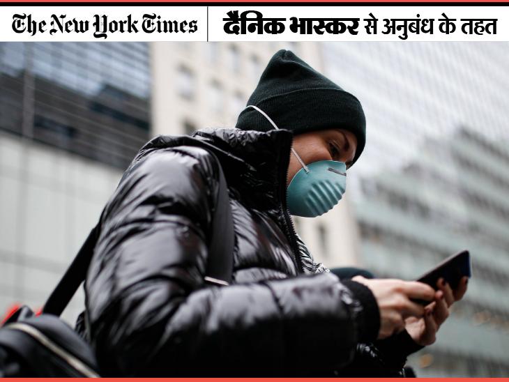 70% अल्कोहल वाले वाइप्स से फोन साफ करें, क्योंकि इस पर कोरोनावायरस कुछ घंटे से लेकर कई दिनों तक बना रह सकता है|लाइफ & साइंस,Happy Life - Dainik Bhaskar