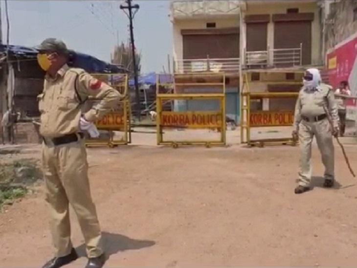 कोरबा में तब्लीगी जमाती के संपर्क में आए 7 लोग और संक्रमित मिले; यहां 20 घंटे में 8 नए केस|बिलासपुर,Bilaspur - Dainik Bhaskar
