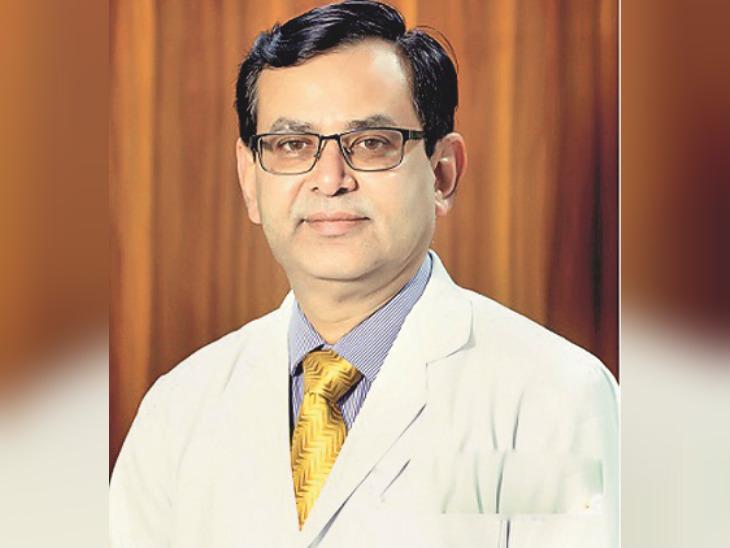 कोरोना के सैंपल आईसीएमआर की गाइडलाइन के अनुसार ही लिए गए, ये कहना गलत कि छत्तीसगढ़ में सैंपल कम इसलिए मरीज कम: डाॅ. नागरकर रायपुर,Raipur - Dainik Bhaskar