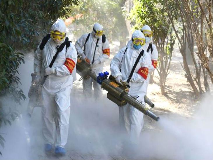 विश्व स्वास्थ्य संगठन ने कहा-  कोई भी देश गलती न करे, कोरोना संक्रमण लंबे वक्त तक हमारे बीच रहेगा कोरोना - वैक्सीनेशन,Coronavirus - Dainik Bhaskar