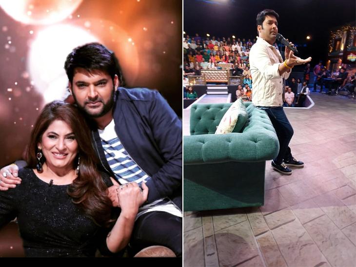 अर्चना पूरनसिंह को सता रही 'द कपिल शर्मा' शो की याद, 'बिहाइंड द सीन' वीडियो शेयर कर बताई फीलिंग्स बॉलीवुड,Bollywood - Dainik Bhaskar